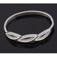 China 2016 Fashion Crystal Bracelets For Women Party Charming Bangle Jewelry Num: K-SZ006 on sale
