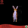 China Brown Easter Rabbit Light for sale