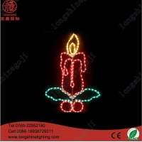 China Neon Sign Light LED Snowman motif light on sale