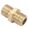 China Brass Pipe Adapter Coupler Reducer Connector For foam lance for sale