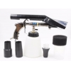 China 2in1design clearn&vacuu together tornador gun for sale