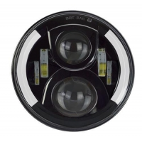 China 4000LM,7inch 50W with Halo LED Headlight on sale