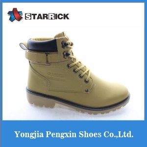 China Ladies Leather Martin Boots for Sale Women Genuine Leather Ankle Boot on sale