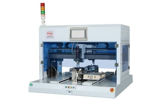 China Double Electric screwdriver six axis automatic screw machine on sale