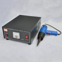 China Small Hand Held Ultrasonic Welder For Textile Industry , Str on sale
