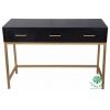 China Console Table by Thin Dark Oak Wood for Entryway for sale