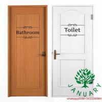 Moisture-protection Hotel Bathroom Door