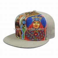 China S4050 Linen cotton coating hat on sale