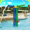 China Water recreation facilities Five tubular flower water spray for sale