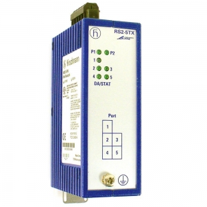 China RS2 Switches Hirschmann Industrial SwitchUnmanaged Rail Switch on sale