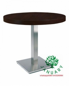China Round restaurant tables for Bar Hotel on sale