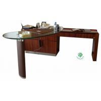 contemporary corner writing desk