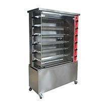 China Commercial automatic bakery loaf bread machine rotary baking oven price on sale