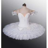 China FLTOTURE AT1163 Girls Ballet Tutu Fairy Costumes Ballerina Performance Skirt on sale