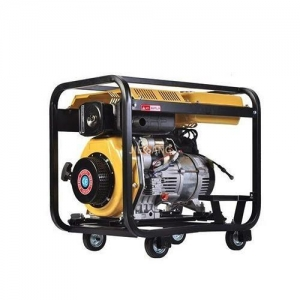China 5kw Small Single Phase Diesel Generator on sale