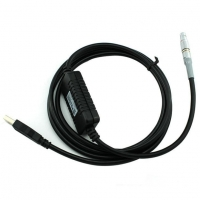 China Leica GEV269 806095 WIN8 TM30 TS30 USB Data Cable 8pin on sale