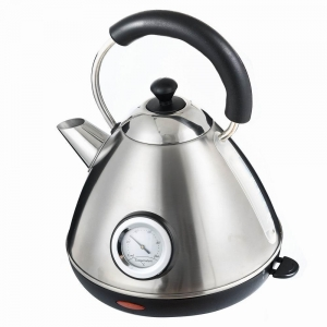 China Dry Protection Stainless Steel Electric Kettle Premium Durable Water Boiler on sale