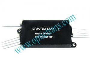 China OP-CWDM CCWDM Module (Compact Coarse Wavelength Division Multiplexer) on sale