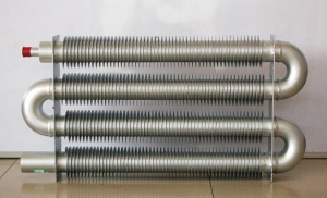 China Industrial elbow fin tube radiator series on sale