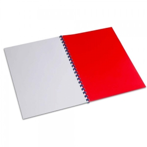 China A4 PVC BINDING COVER RED on sale
