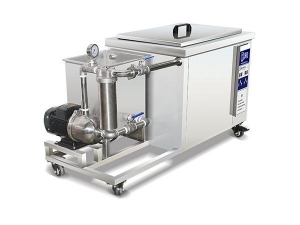 China Song can G-720GL ultrasonic cleaning machine, industrial large capacity with filter cycle 360L on sale