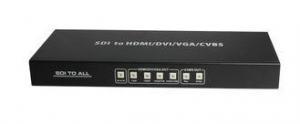 China 1080P HDMI to SDI Converter , SDI to VGA Converter High Definition on sale