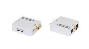 China Flexible Digital Audio Converter , Digital To Analog Audio Decoder Plug And Play on sale