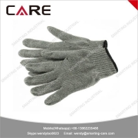 Customized cotton hand protect gloves colored cotton gloves