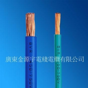 China Copper core PVC insulated flexible cable on sale