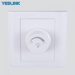 China LED Lamp Dimmer Light Switch in Imported PC Material on sale