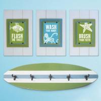 Kids Beach Bathroom
