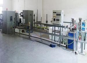 China Automatic Hi-speed Steel Wire & Nylon Coating Machine on sale
