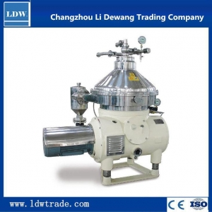 China VCO Disc Stack Centrifuge on sale