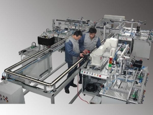 China DLFMS-1601 Flexible Manufacturing System Trainer on sale