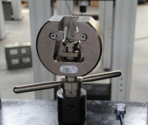 China project on universal testing machine on sale
