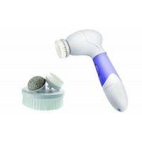 Vanity Planet Spin for Perfect Skin Face & Body Cleansing Brush, Lavender