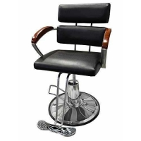 TMS Recline Hydraulic Adjustable Barber Chair Styling Salon Beauty Spa Equipment