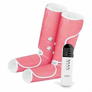 China Pangao Smart Pressure Legs Massager / PG-2015F1 / Electric Legs Massager / Light & Easy Carry on sale