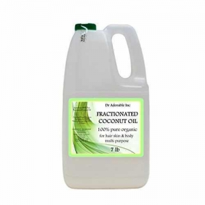 China Organic Pure Fractionated Coconut Oil 7 Lb / One Gallon on sale
