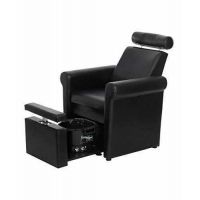 China BR Beauty Mona Lisa Pedicure Chair, Black on sale