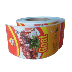 China Meat Packaging Label on sale