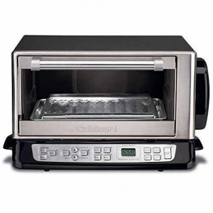 China Cuisinart Convection Toaster Oven Broiler Chrome Certified Refurbished on sale