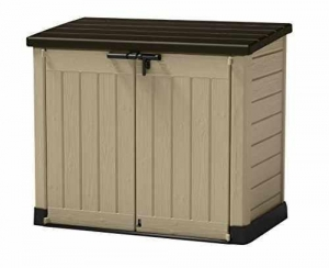 China Keter Store-It-Out MAX Outdoor Resin Horizontal Storage Shed on sale