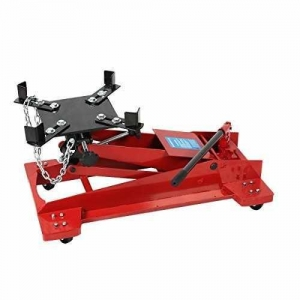China Goplus 1100LB 0.5 Ton Low Profile Transmission Hydraulic Jack Auto Shop Repair Low Lift on sale
