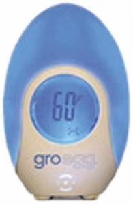 China The Gro Company Gro-Egg Room Thermometer, White on sale