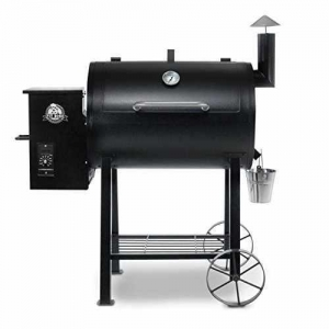 China Pit Boss 71820FB Pellet Grill with Flame Broiler, 820 sq. in. on sale