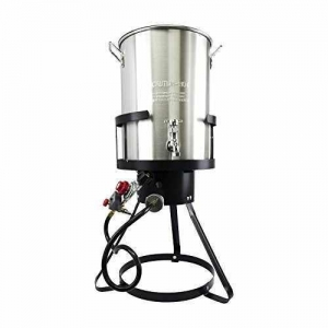 China CHARD TFPS30A Aluminum Fryer Pack with Spigot, 30 Quart on sale