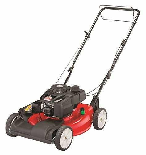 China Yard Machines 159cc 21-Inch Self-Propelled Mower