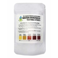 China Bulk Water Hardness Test Strips - 15 Second Results Reading From 0ppm To 500ppm on sale