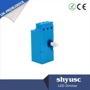 China Dimmer Switch For Led Light 200VA Dimmer Switch For Led Light 200VA on sale
